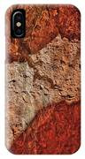 Red, Pink And Orange IPhone Case