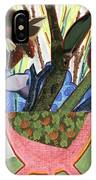 Red Planter IPhone Case