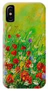 Red Poppies 450708 IPhone Case