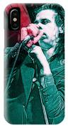Red Right Hand, Nick Cave IPhone Case
