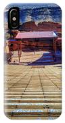 Red Rock Amphitheater IPhone Case