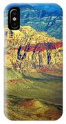 Red Rock Canyon Nevada IPhone Case