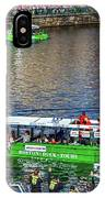 Red Sox On The Charles IPhone Case