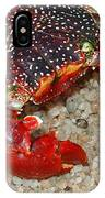 Red Spotted Crab IPhone Case