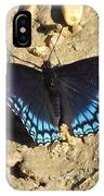 Red Spotted Purple Astyanax IPhone Case