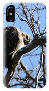 Red Tail IIi IPhone Case