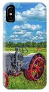 Red Wheels IPhone Case