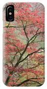 Red Zen IPhone Case