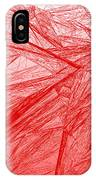 Red.285 IPhone Case
