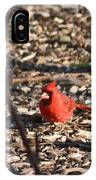 Redbird And American Golden Finch IPhone Case