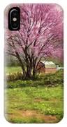 Redbud IPhone X Case