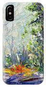 Redwood Dream IPhone Case