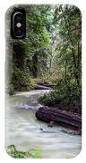 Redwood Stream IPhone Case