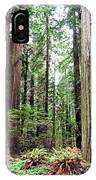 Redwood5 IPhone Case