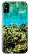 Reef At Ahnd Atoll IPhone Case