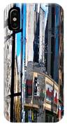 Reflected City IPhone Case