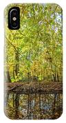 Reflected Color Of Autumn IPhone Case