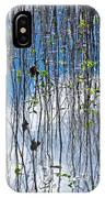 Reflecting Reeds IPhone Case