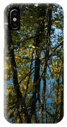 Reflections Fall IPhone Case