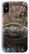 Reflections Iguana IPhone Case