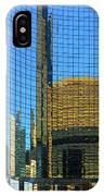 Reflections Of Chicago IPhone Case