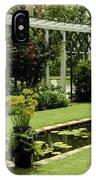 Reflective Pond IPhone Case