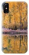Reflecton Before Sunrise IPhone Case