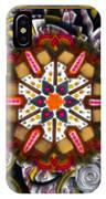 Regal Mandala IPhone Case