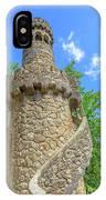 Regaleira Tower Sintra IPhone Case