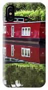 Regent Houseboats IPhone Case