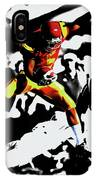 Reggie Bush Up And Over IPhone Case