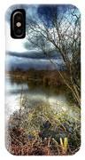 Reifel In Winter 4 IPhone Case