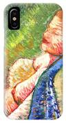 Relaxation II IPhone Case