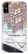 Remember When We Walked To School IPhone Case