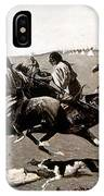 Remington: Native American Village IPhone Case