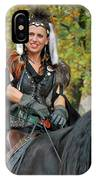 Renaissance Rider IPhone Case
