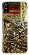 Renoir: Odalisque, 1870 IPhone Case