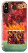 Repent For The End Times Are Near IPhone Case