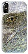 Reptilian IPhone Case