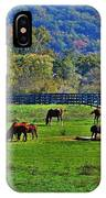 Rescue Horses IPhone Case