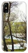 Resevoir In The Calf Pasture IPhone Case
