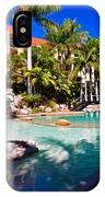 Resort Pool IPhone Case
