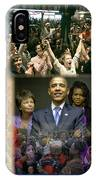 Respectfully Yours..... Mr. President IPhone Case