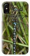 Resting Darner IPhone Case