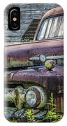 Retire In Style IPhone Case