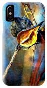 Retirement Watercolor IPhone Case
