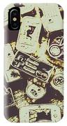Retro Computer Games IPhone Case