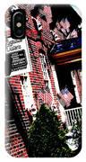 Reynolds Tavern Annapolis IPhone Case