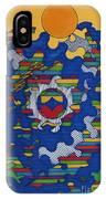 Rfb0419 IPhone Case