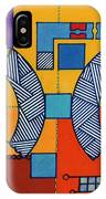 Rfb0554 IPhone Case